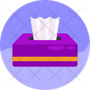 Hygien Tissue Serviette Icon