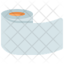 Tissue Paper Toilet Icon