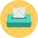 Tissue Box Pack Icon