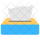 Tissue Box Roll Icon