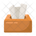Cleaning Paper Toilet Paper Tissue Paper Icon