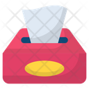 Tissue Paper Roll Icon