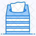 Tissue Box Toilet Paper Tissue Paper Icon