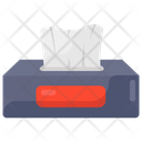 Tissue Box Toiletries Hygiene Icon