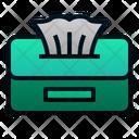 Tissue Box Clean Paper Icon