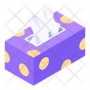Tissue Paper Tissue Box Wipes Icon