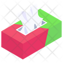 Tissue Box Tissue Pack Napkin Pack Icon