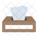Tissue Box Napkin Icon