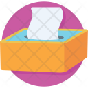 Tissue Box Napkin Icon