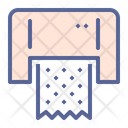 Clean Wipe Restroom Icon