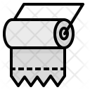 Tissue Paper Roll Icon