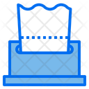 Tissue Wash Cleaning Icon