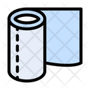 Tissue Roll Cleaning Icon