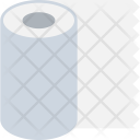 Tissue Roll Paper Icon
