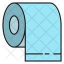 Tissue Roll Paper Toilet Paper Icon