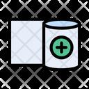 Tissue Safety Roll Icon