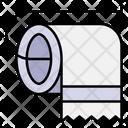 Tissue Roll Tissue Paper Tissue Icon