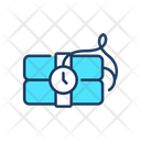 Tnt Bomb Time Bomb Icon