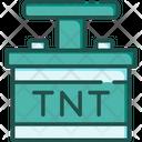 Tnt Bomb Blast Icon