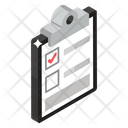 To Do List Favourite Tasks Checklist Icon