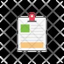 Clipboard Project Files Icon
