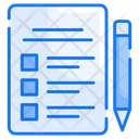 To Do List Schedule Message Icon
