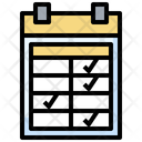 To Do List Check List Tasks Icon