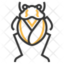 Toad Bug Insect Icon