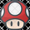 Toad Mushroom Mario Icon