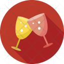 Drink Champagne Glass Icon