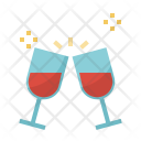 Wine Party Alcohol Icon