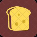 Bread Slice Toast Icon