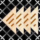 Toast Bread Food Icon