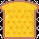 Toast Bread Slice Sliced Bread Icon