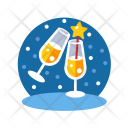 Party Time Toast Icon