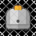 Toast Machine Slice Toaster Toaster Icon