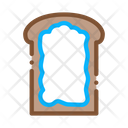 Toast Mayonnaise Spice Icon