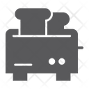 Toaster Appliance Home Icon