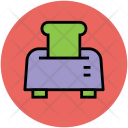 Toaster Toast Machine Icon