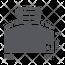 Toaster Kitchen Cooking Icon