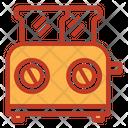Toaster Bread Toaster Appliances Icon