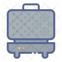 Waffle Appliance Kitchen Icon