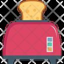Appliances Bread Kitchen Icon