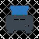 Toaster Bread Kitchen Icon