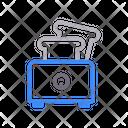 Toaster Icon