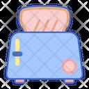 Toaster Bread Toaster Icon