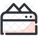 Toaster Slice Toaster Home Appliance Icon