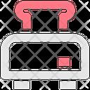 Toaster Bread Toaster Food Icon