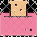 Toaster Toast Machine Toast Icon