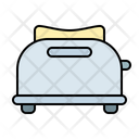Toaster Toast Bread Icon